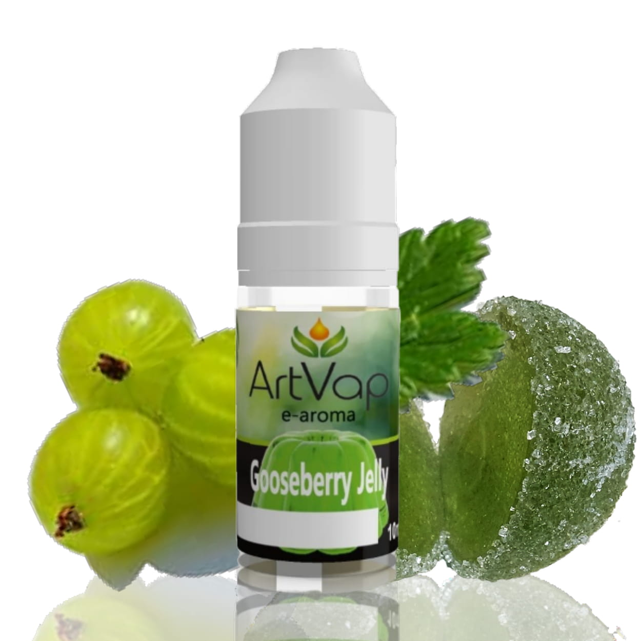 10 ml ArtVap - Gooseberry Jelly