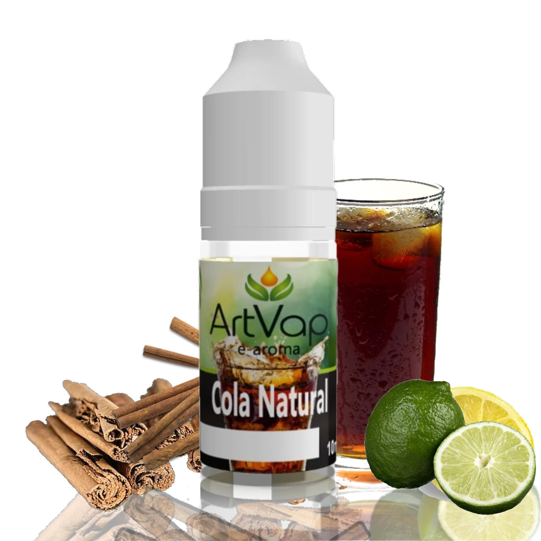 10 ml ArtVap - Cola Natural