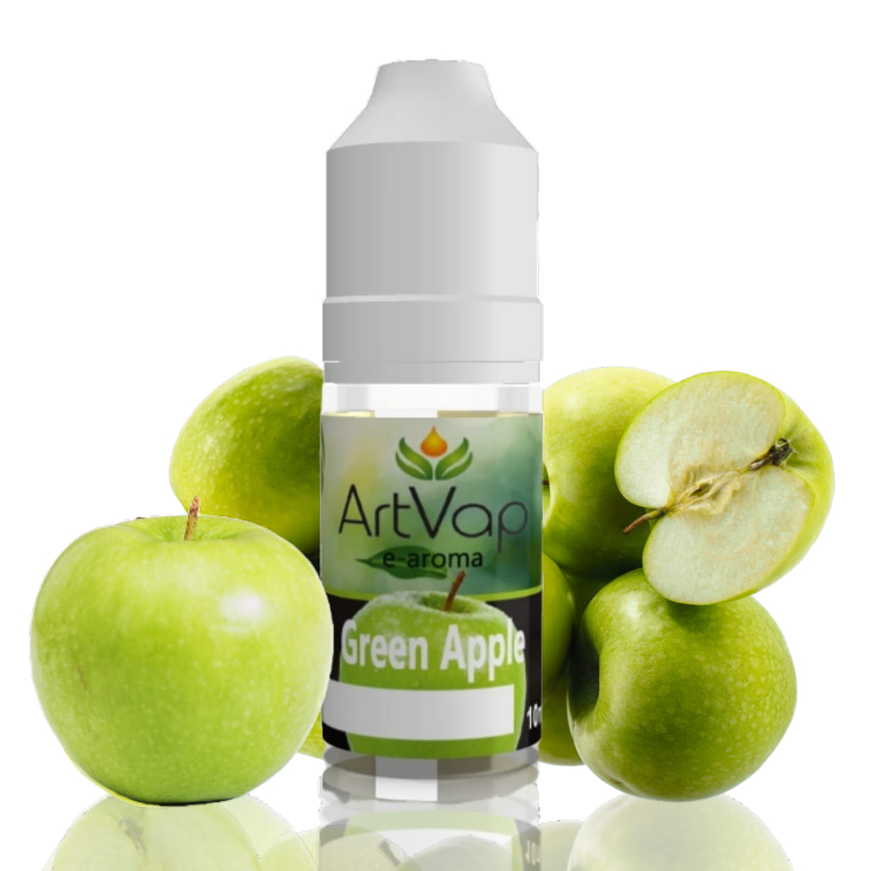 10 ml ArtVap - Green Apple