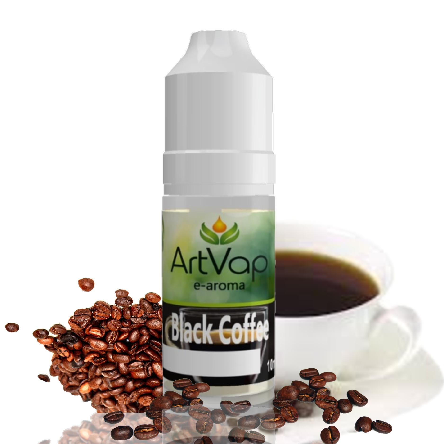 10 ml ArtVap - Black Coffee