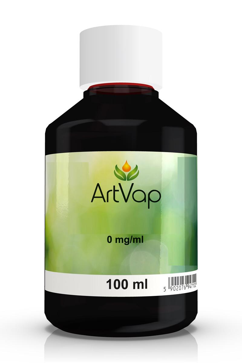 100 ml ArtVap 50PG/50VG 0 mg/ml