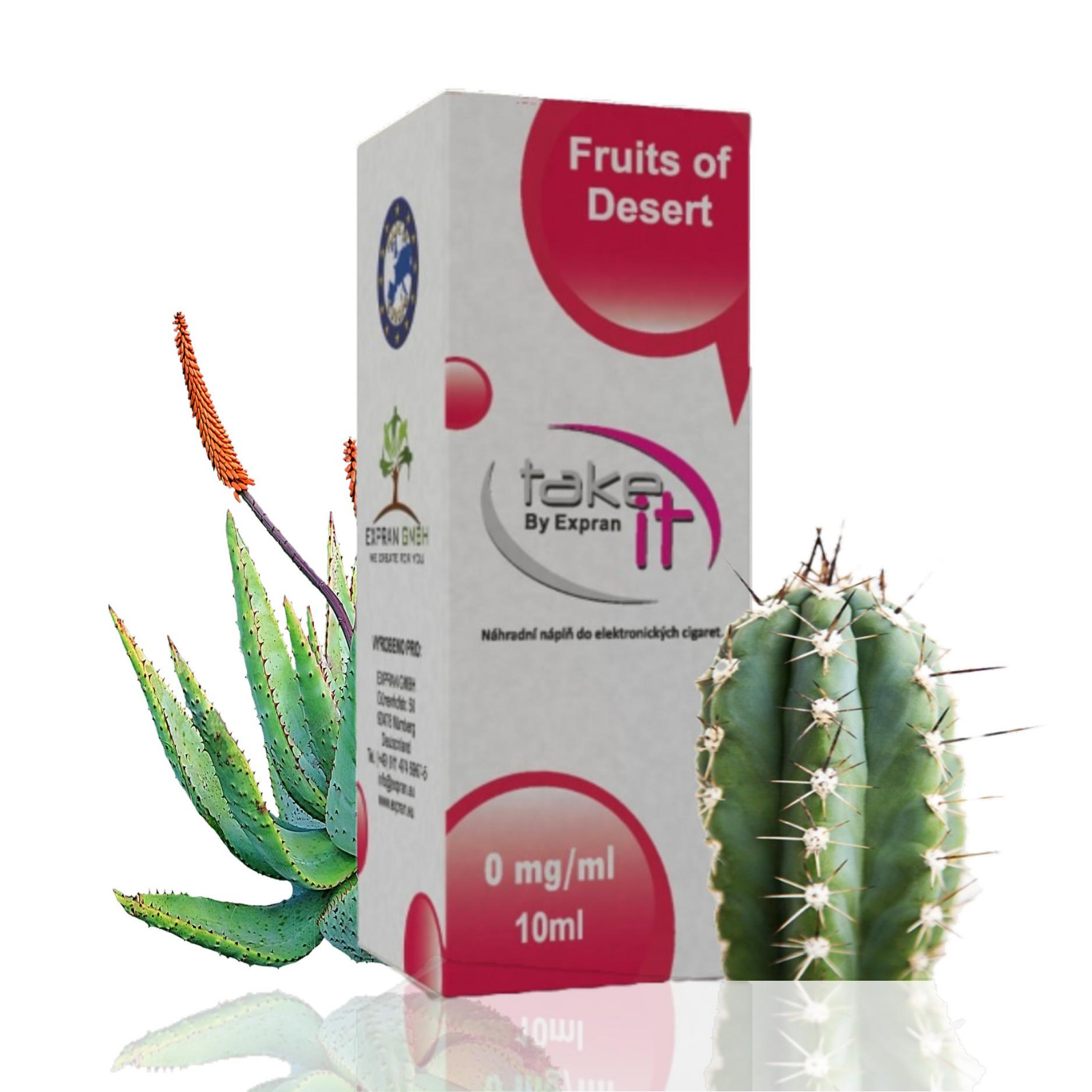 10 ml Take It - Fruits of Desert 3 mg/ml