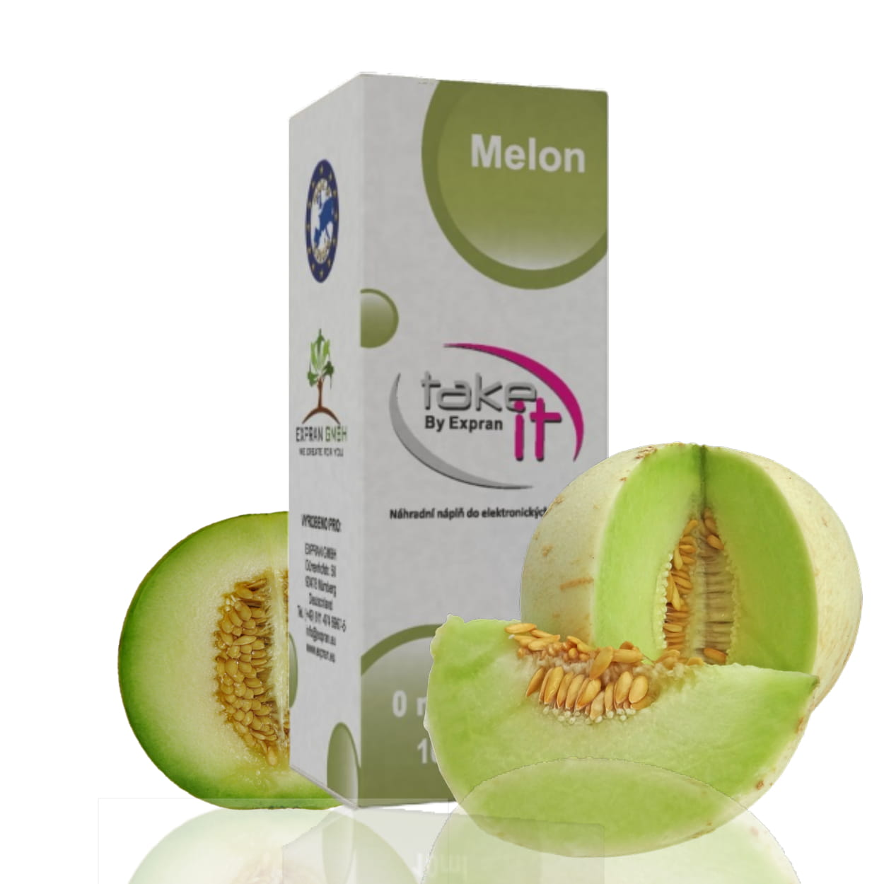 10 ml Take It - Melon 6 mg/ml