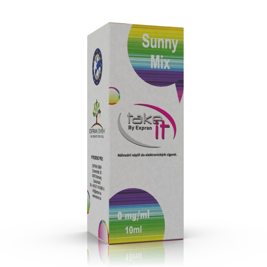 10 ml Take It - Sunny Mix 6 mg/ml