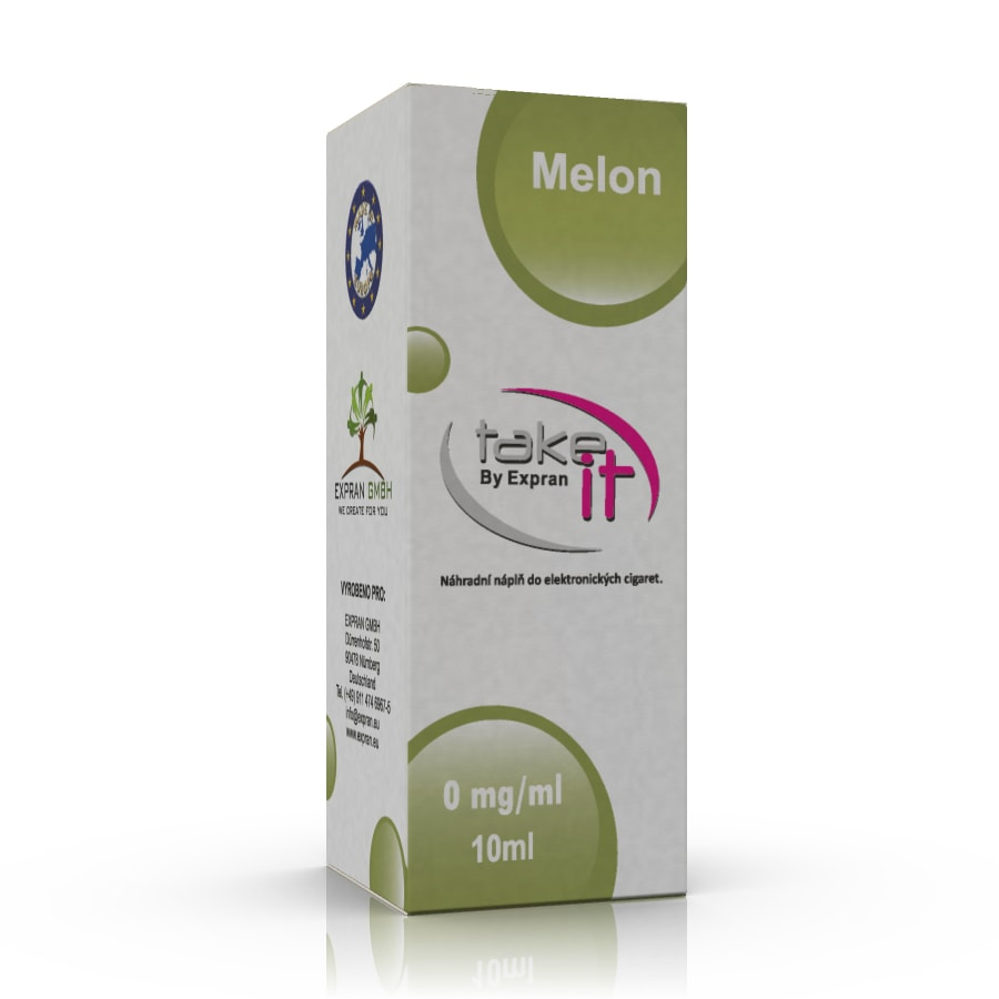 10 ml Take It - Melon 0 mg/ml