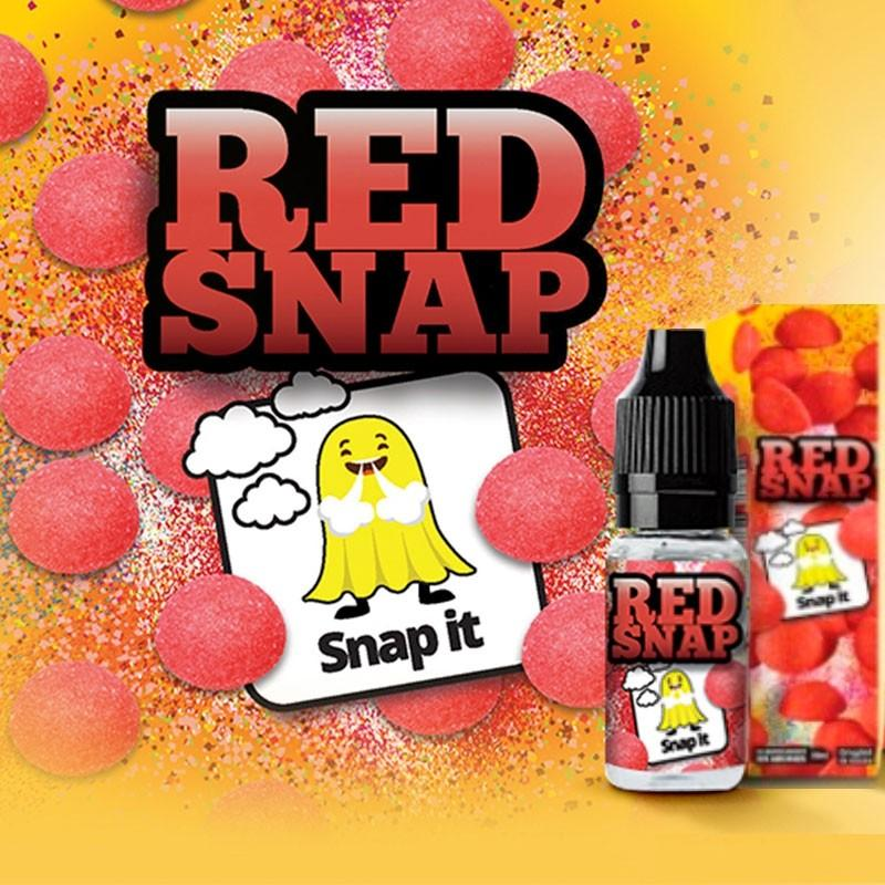 1,5 ml Snap It - Red Snap