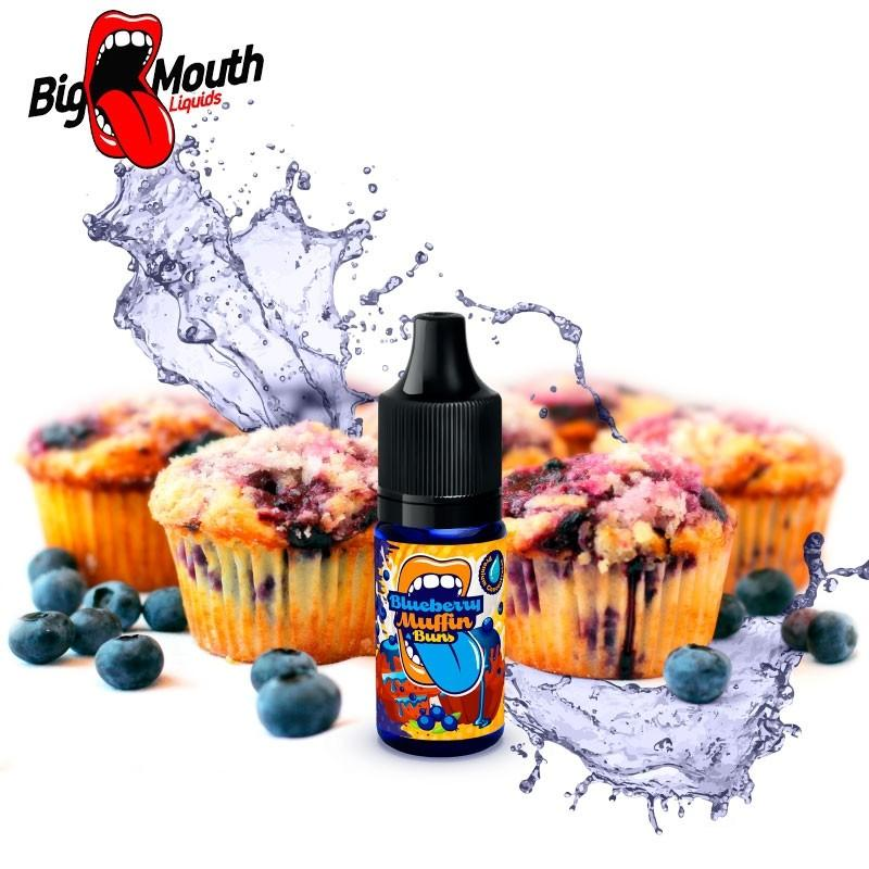 10 ml Big Mouth Blueberry Muffin Buns