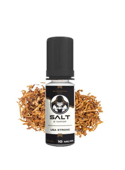 10 ml Salt E-Vapor - USA Strong 10 mg/ml