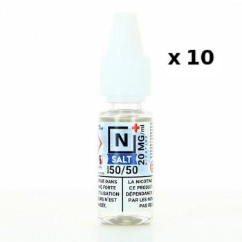 10 x 10 ml Extrapure Booster 50/50 Nic. Salts 20 mg/ml
