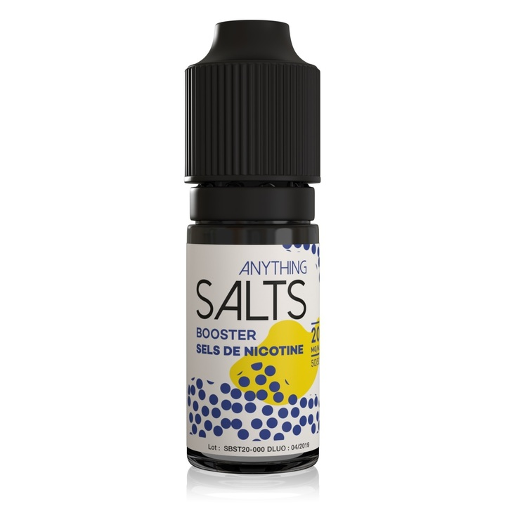 10 ml The Fuu Minimal Nic. Salts - ANYTHING SALTS 20 mg/ml