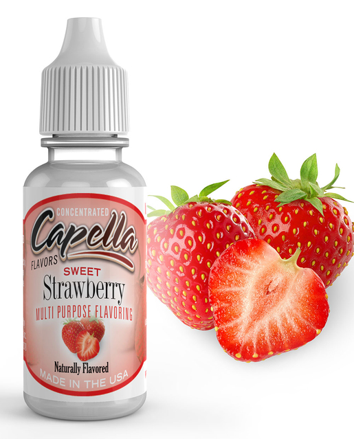 13 ml Capella Sweet Strawberry RF