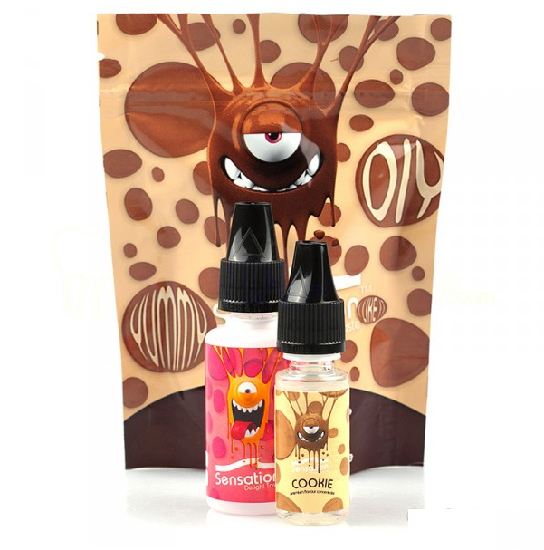 10 ml Sensation - Chocolate Cookie