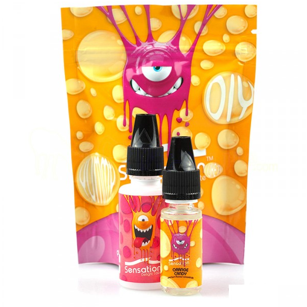 10 ml Sensation - Orange Candy