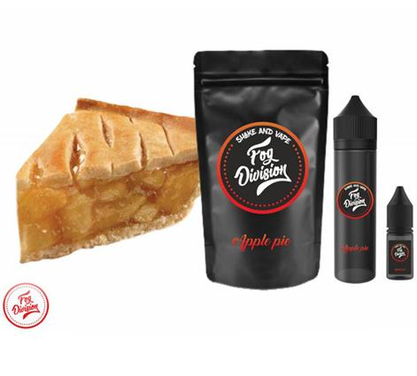 10 ml Fog Division - Apple Pie (Shake & Vape)