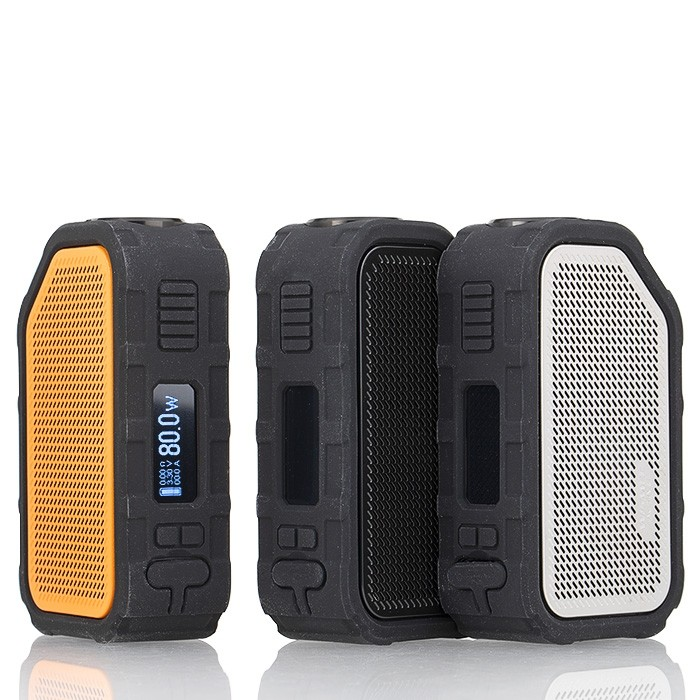 Wismec Active Bluetooth Music Mod 80W - černý