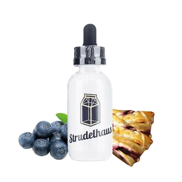 50 ml The Milkman - Strudelhaus (Shake & Vape)