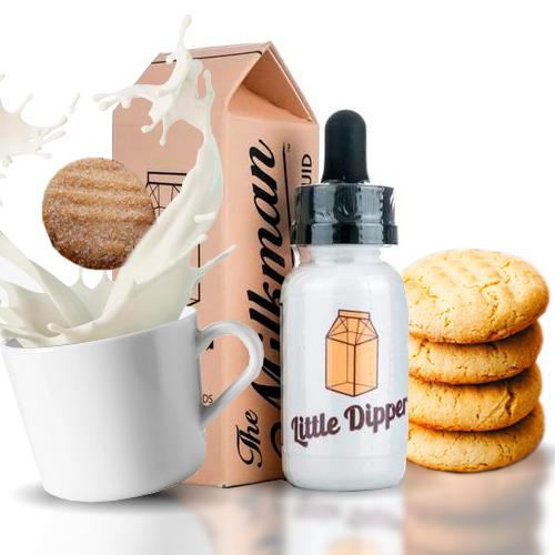 50 ml The Milkman - Little Dipper (Shake & Vape)