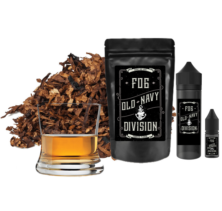 10 ml Fog Division - Old Navy (Shake & Vape)