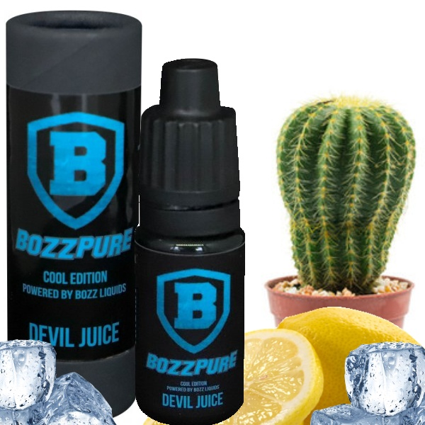 10 ml Bozz Cool Edition - Devil Juice