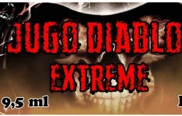 9,5 ml Copsa Jugo Diablo Extreme One