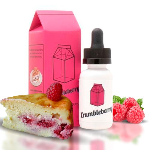 50 ml The Milkman - Crumbleberry (Shake & Vape)