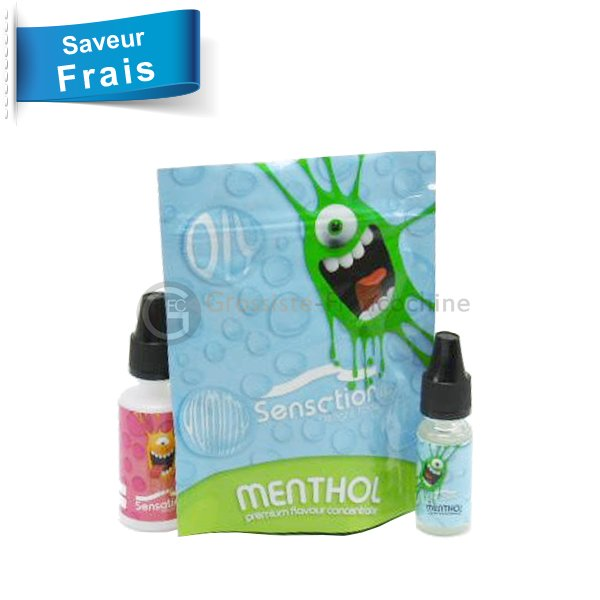 10 ml Sensation - Menthol