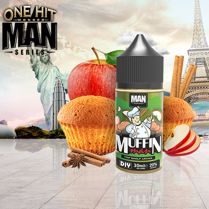 30 ml One Hit Wonder - Muffin Man