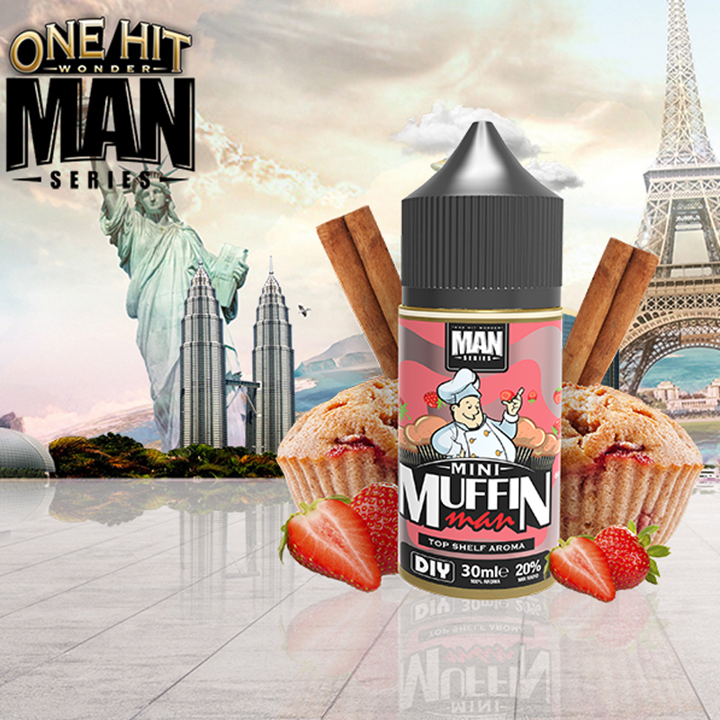 30 ml One Hit Wonder - Mini Muffin Man