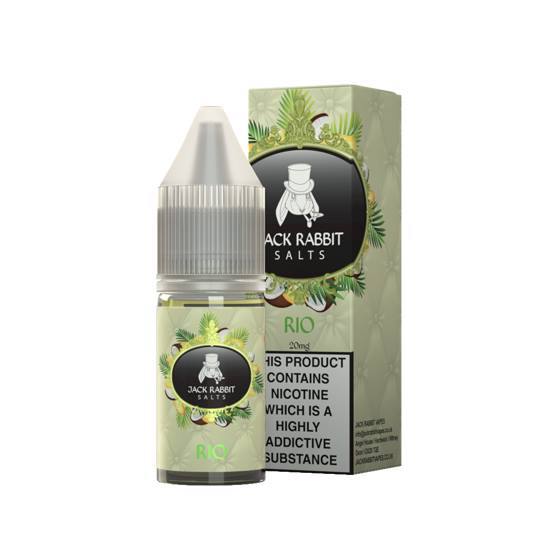 10 ml Jack Rabbit Salts - Rio 20 mg/ml
