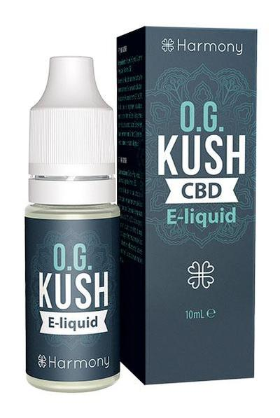 10 ml Harmony CBD - OG Kush 100mg