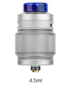 Wotofo Serpent Elevate RTA 3,5/4,5ml 24mm - stříbrný