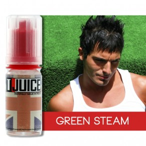 1,5 ml T-Juice Green Steam - SLEVA