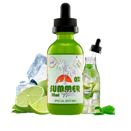 50 ml Dinner Lady - Sunset Mojito (Shake & Vape)