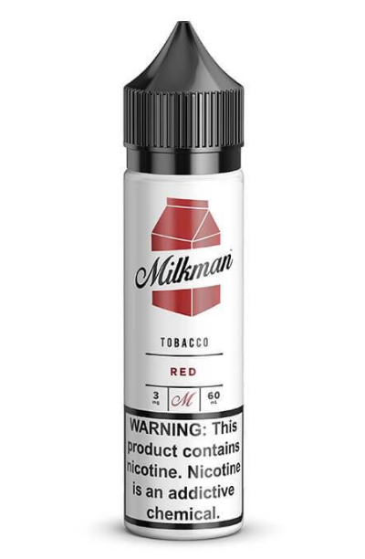 50 ml The Milkman - Heritage Red (Shake & Vape)