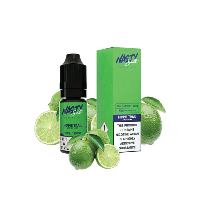 10 ml Nasty Salt - Hippie Trail 20 mg/ml