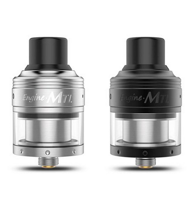 OBS Engine MTL RTA 2ml 24mm - stříbrný