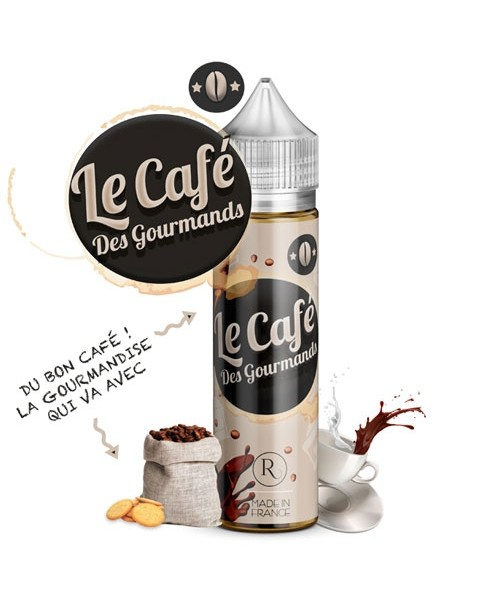 30 ml Nicoflash - Le Café des Gourmands
