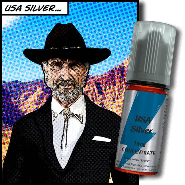 1,5 ml T-Juice USA Silver