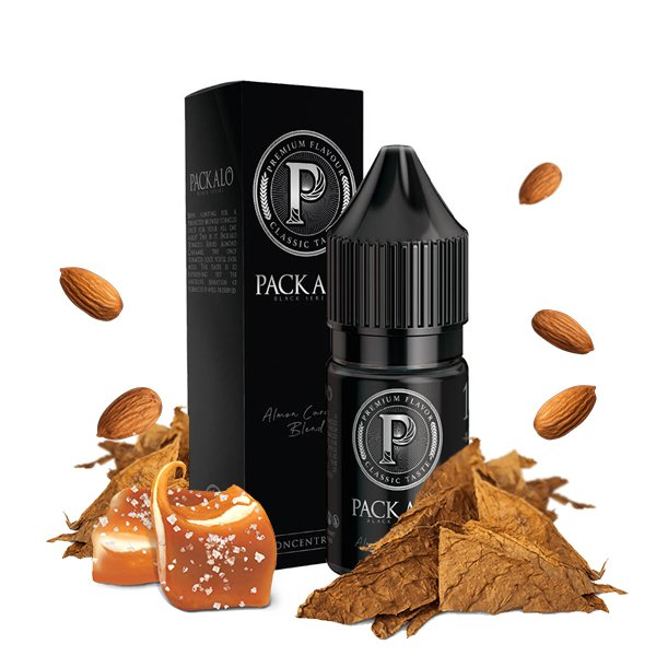 10 ml Pack a lO - Almond Caramel Blend
