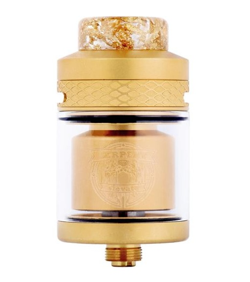 Wotofo Serpent Elevate RTA 3,5/4,5ml 24mm - zlatý