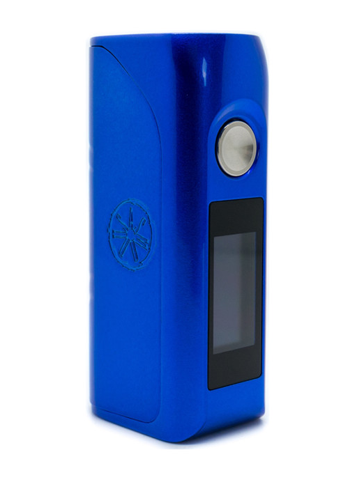 Asmodus Colossal TouchScreen 80W Box Mod - Blue