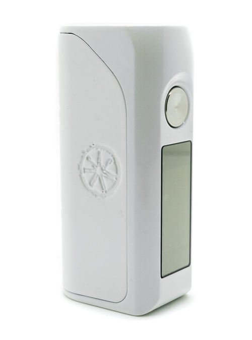 Asmodus Colossal TouchScreen 80W Box Mod - Pearl White