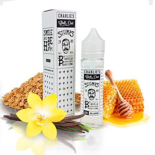 50 ml Charlie's Chalk Dust - Stumps (Shake & Vape)