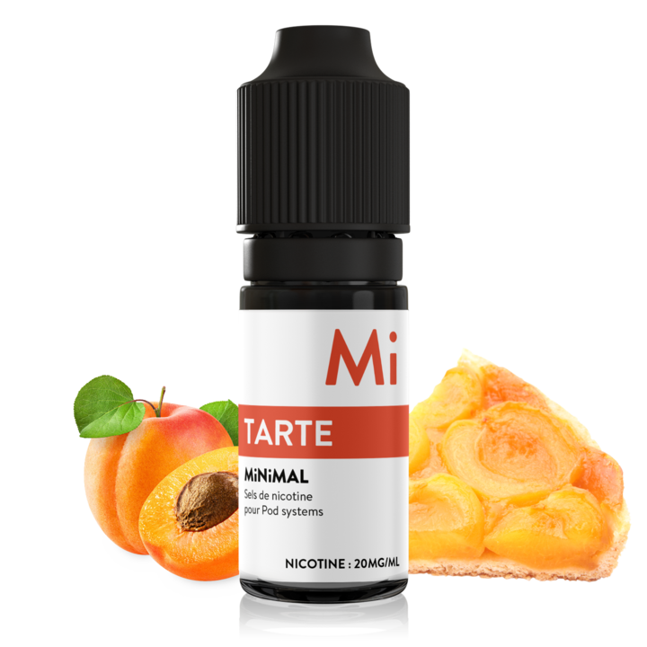 10 ml The Fuu Minimal Nic. Salts - Tarte 10 mg/ml