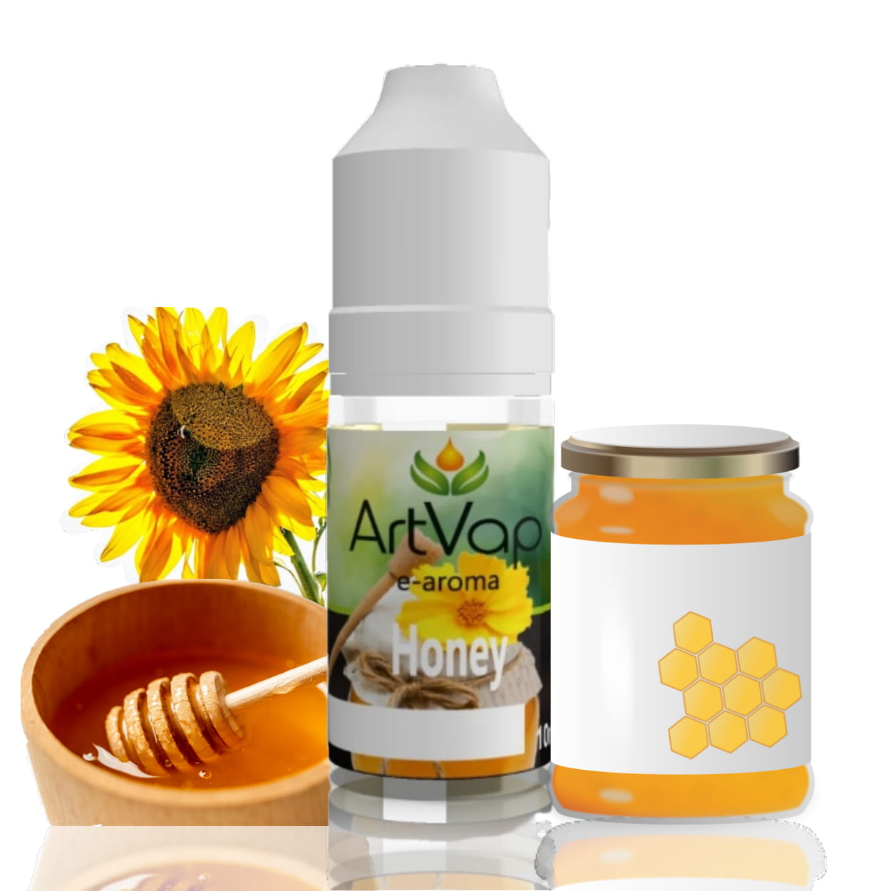 10 ml ArtVap - Honey